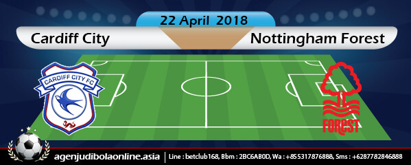 Prediksi Cardiff City Vs Nottingham Forest 22 April 2018