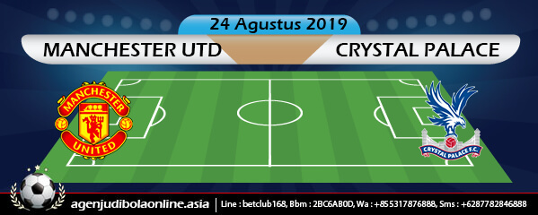Prediksi Manchester United Vs Crystal Palace 24 August 2019